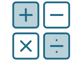 The Plus Sign, Minus Sign, Multiplication Sign and Division Sign