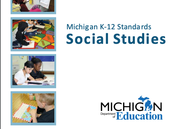 Michigan K-12 Standards Social Studies